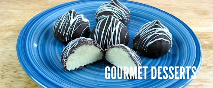 JTs Gourmet Delivery Gourmet Desserts